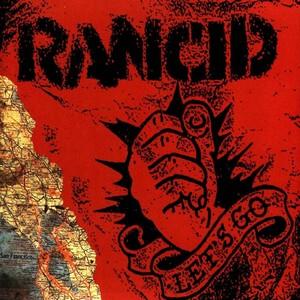 Rancid - Let's Go LP