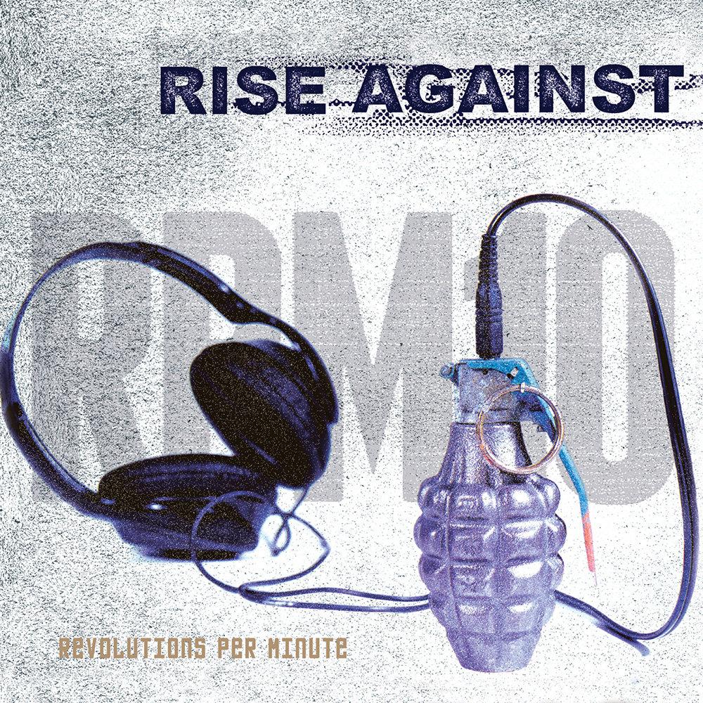 Rise Against - Revolutions Per Minute LP