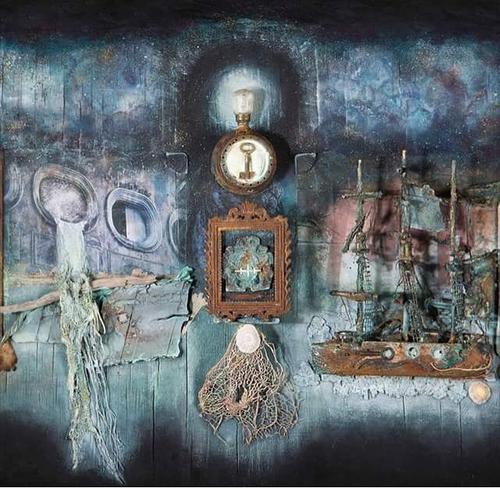 SHIPWRECKS Selftitled Gatefold LP