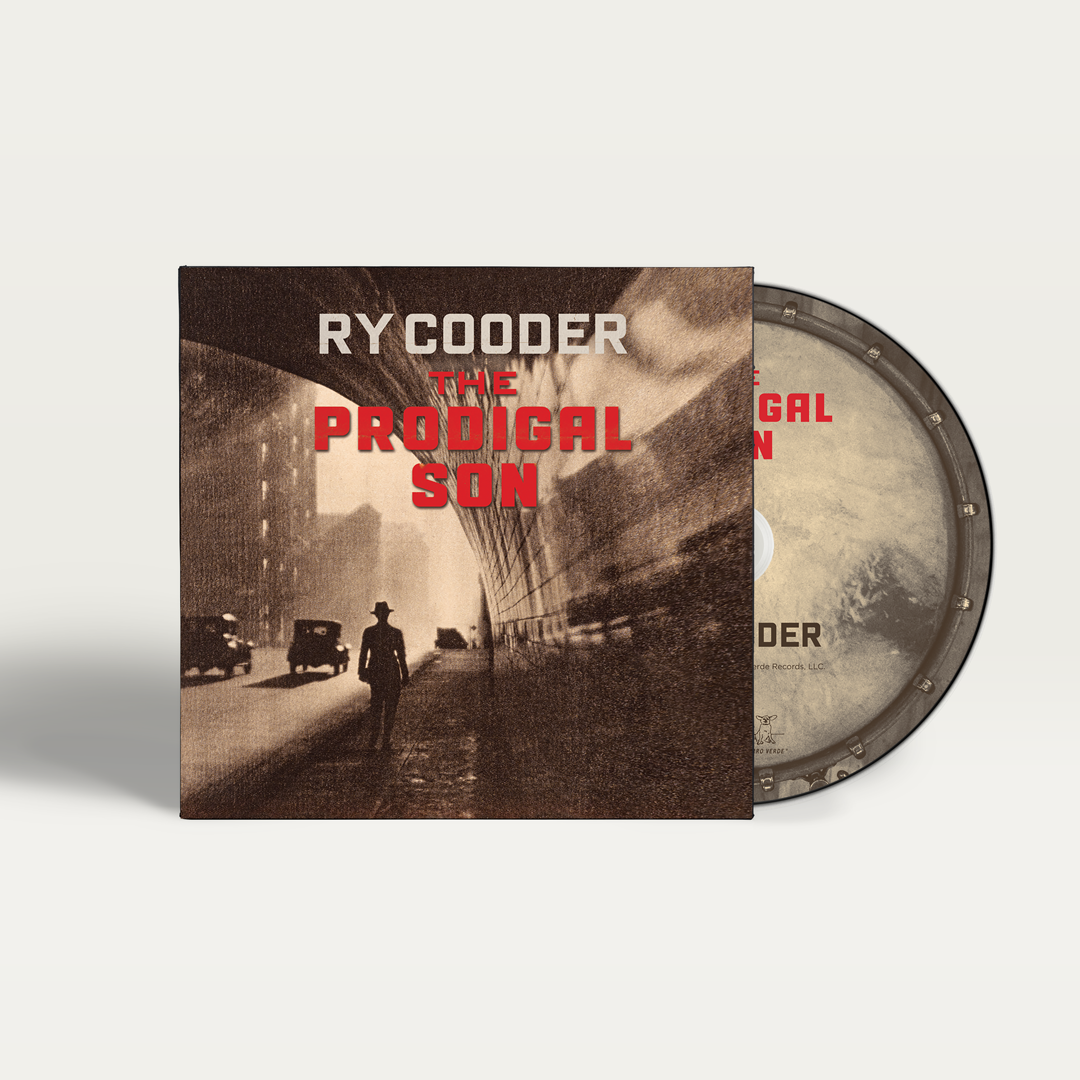 """The Prodigal Son"" CD"