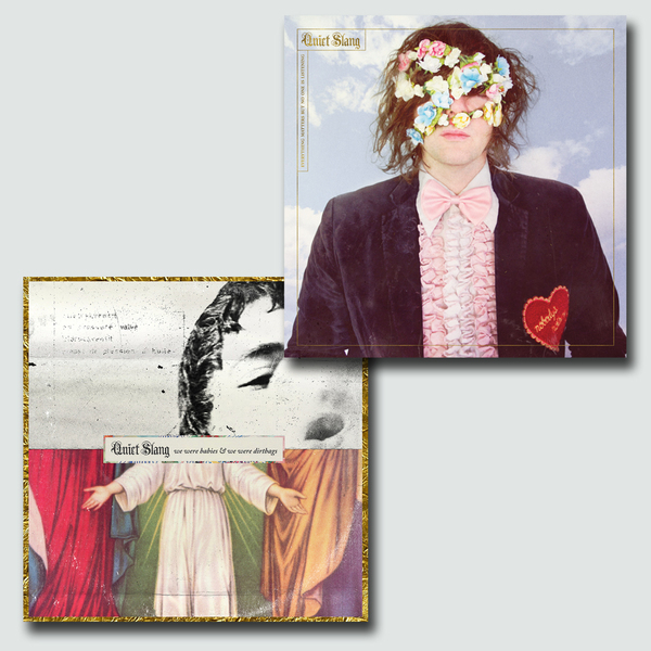 Beach Slang  – ' Quiet Slang'  Vinyl Bundle