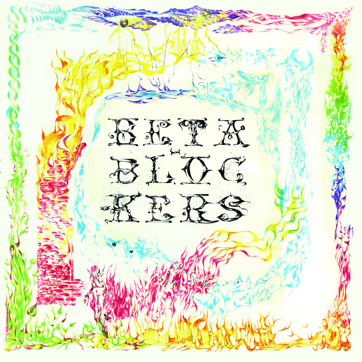 Beta Blockers - Stiff Prescription LP