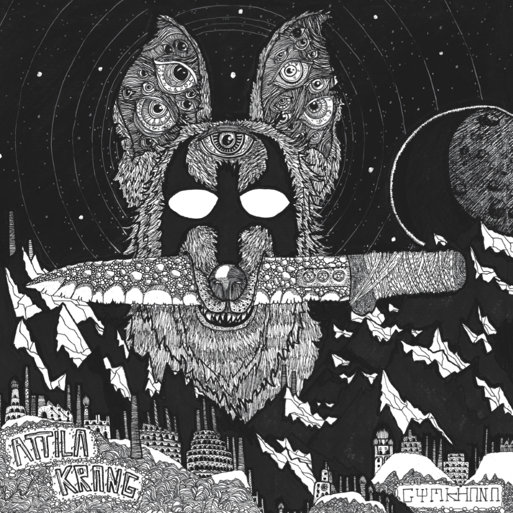 Attila Krang - GYMKHANA