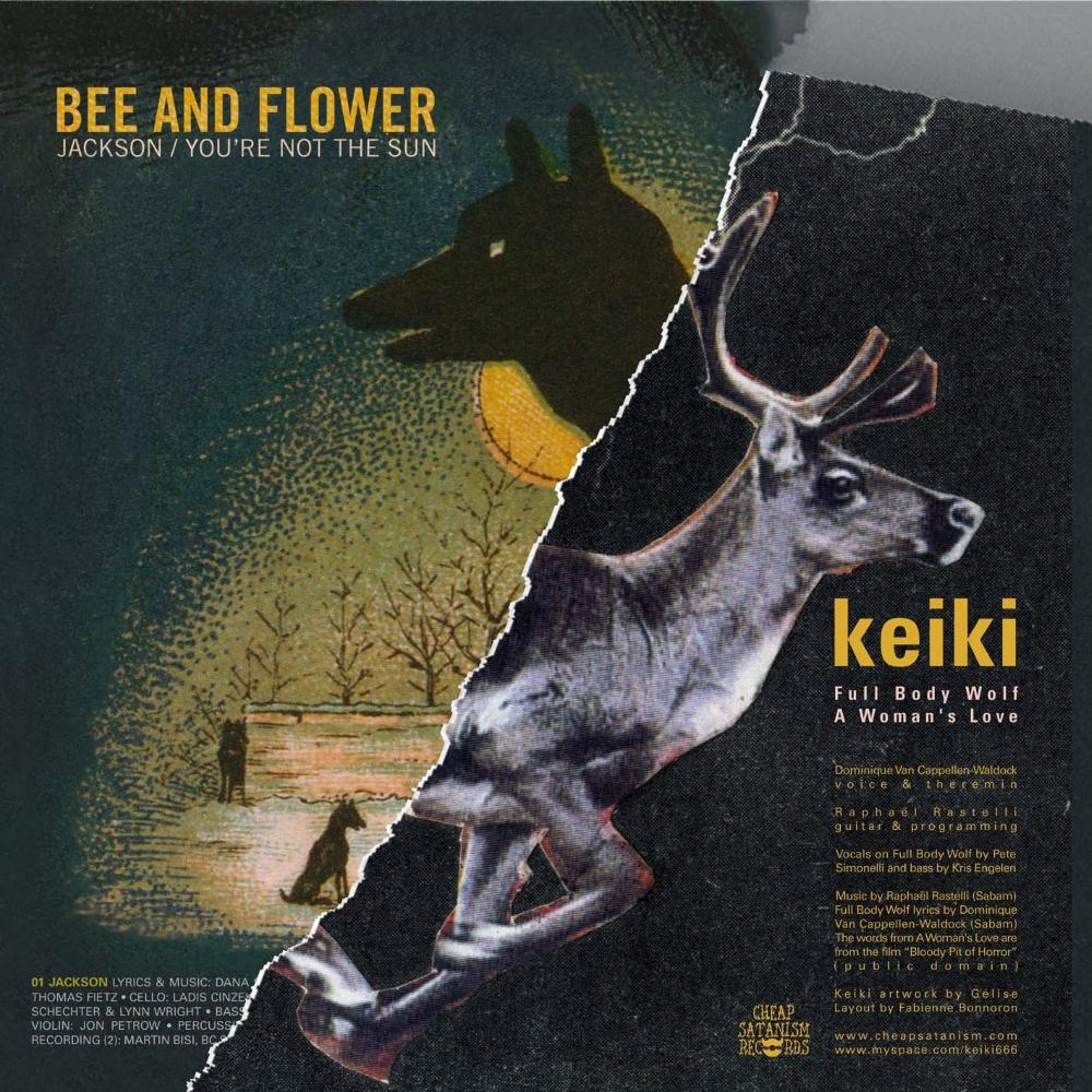 Keiki / Bee And Flower