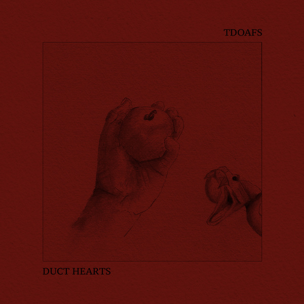 Duct Hearts/TDOAFS - Split (6'')