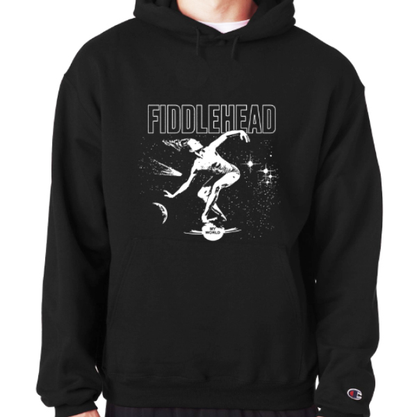 Fiddlehead - My World Hoodie Sweatshirt