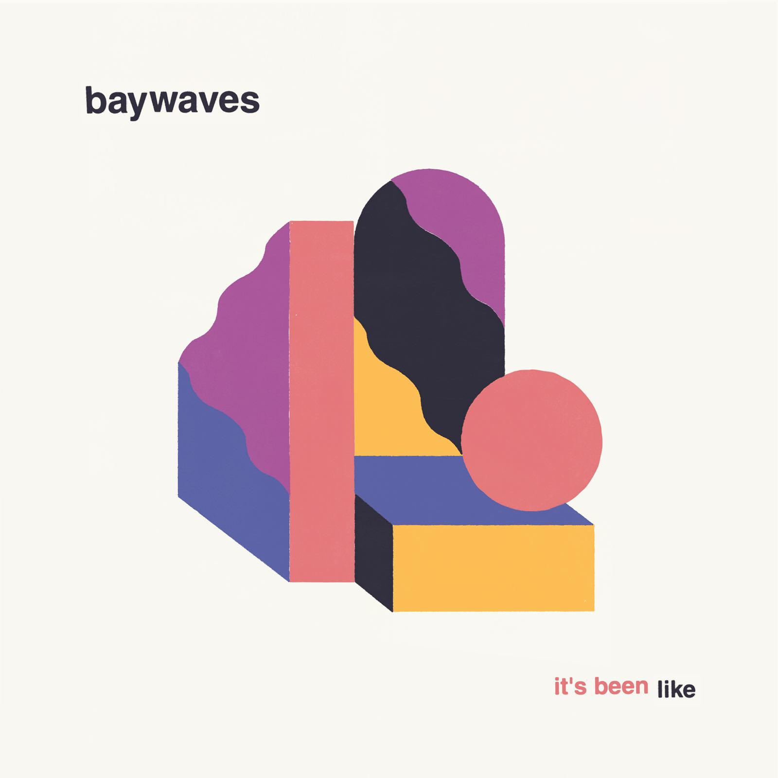 Baywaves - It's Been Like 12