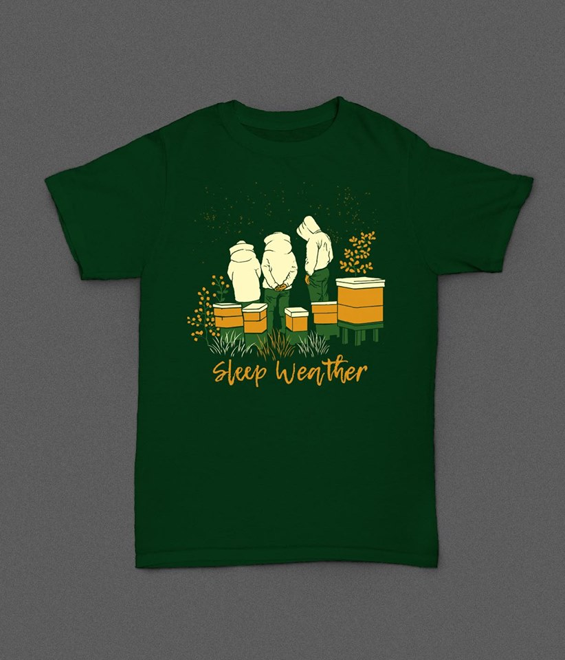 Sleep Weather Bee Keeper Shirt