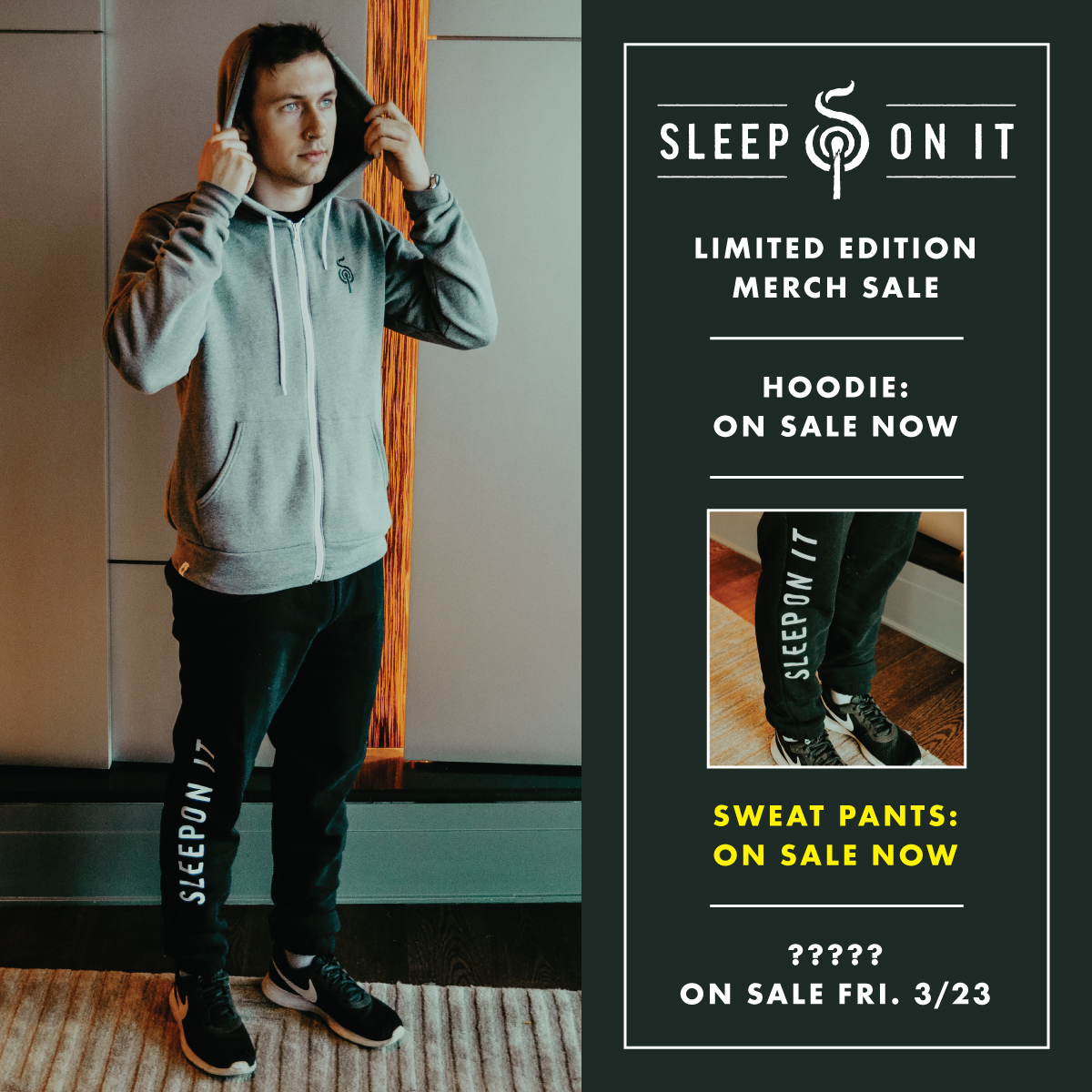 SOI Sweat Pants