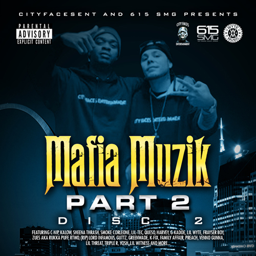 Various Artists - Mafia Muzik Part 2: Disc 2
