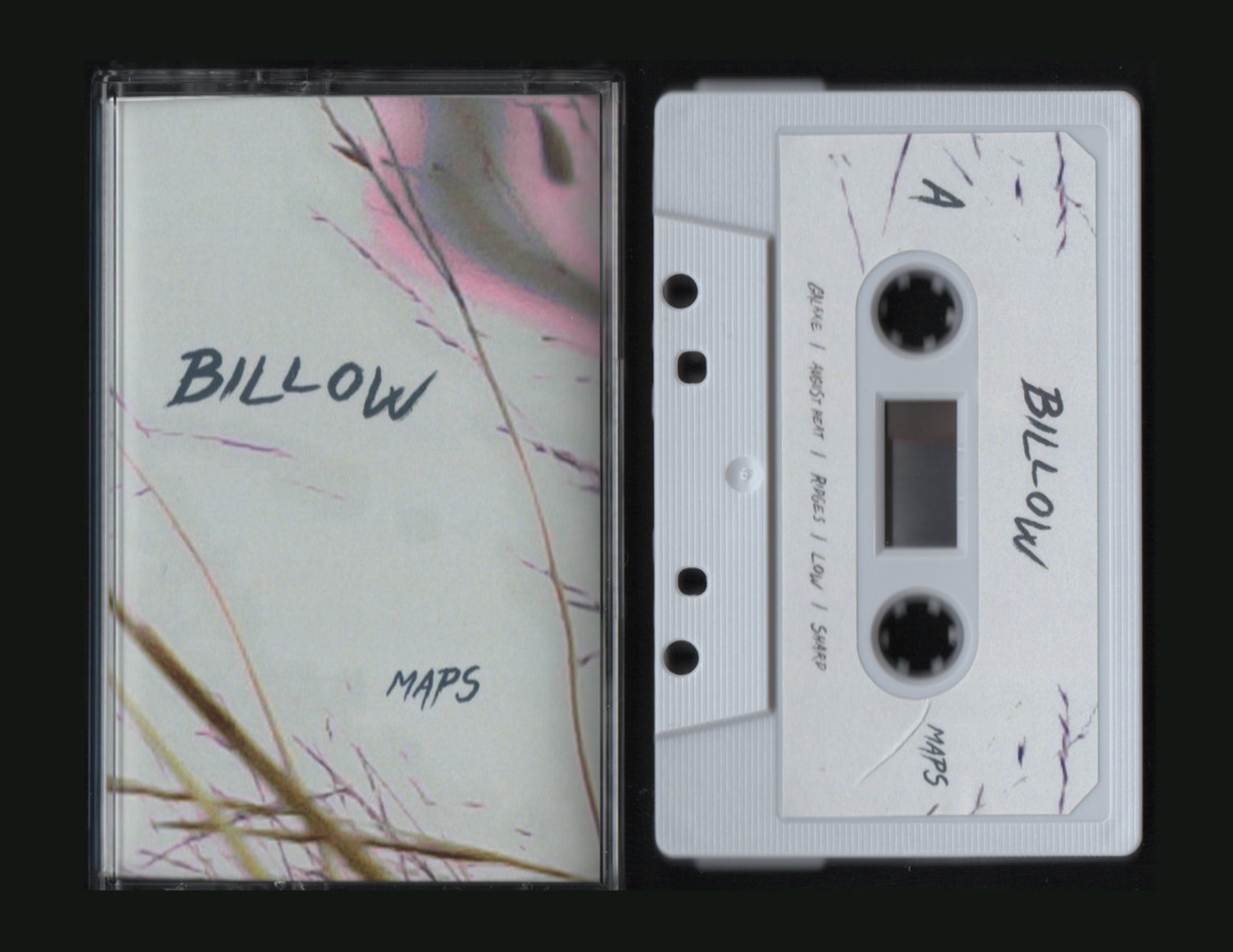 Billow - Maps (Z Tapes)