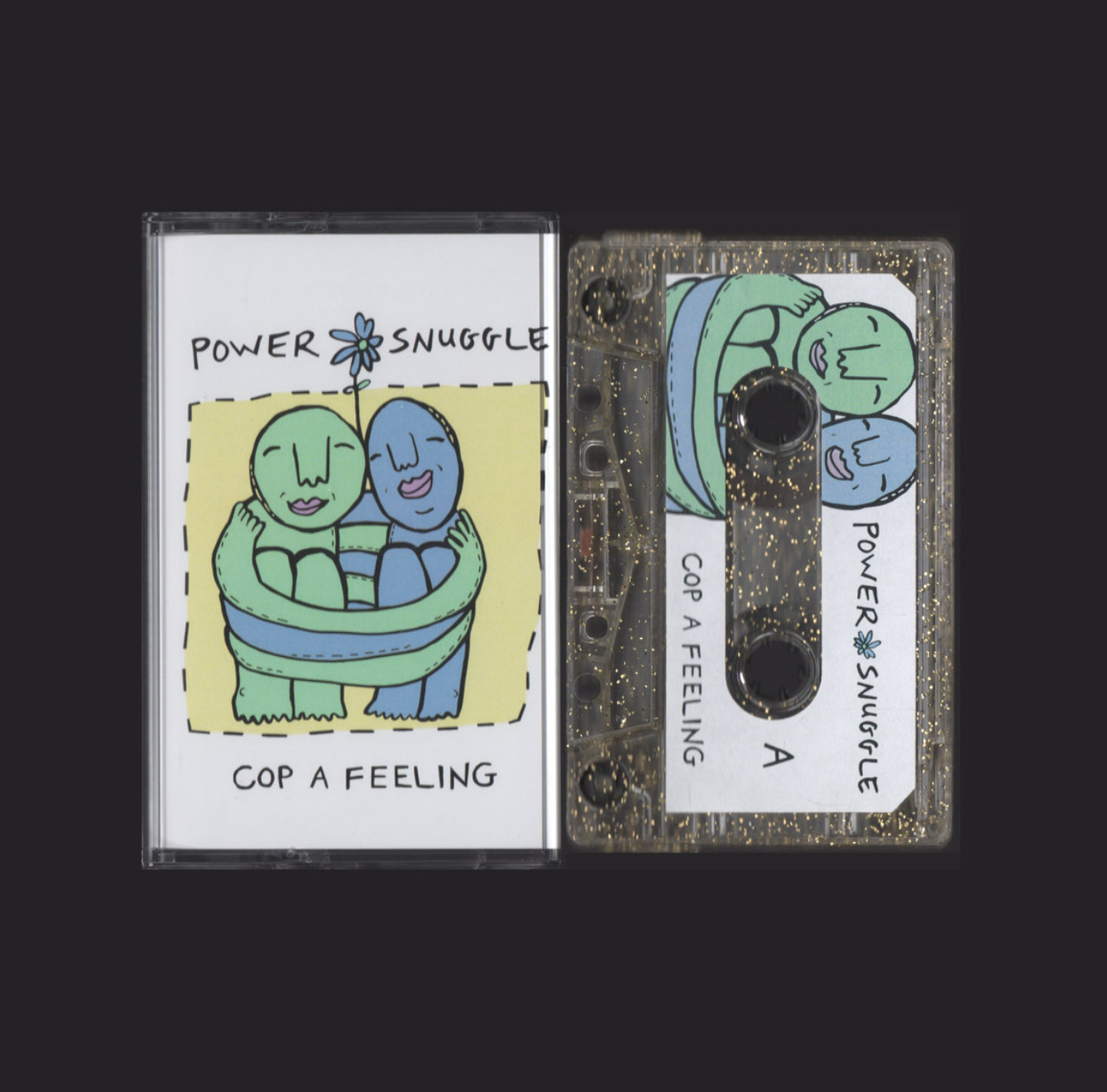 Power Snuggle - Cop A Feeling (Z Tapes)