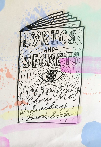 Lyrics & Secrets Booklet - SOLD OUT