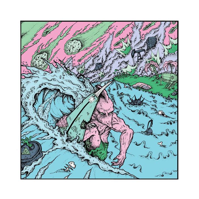 Vegan Piranha - last scream of youth