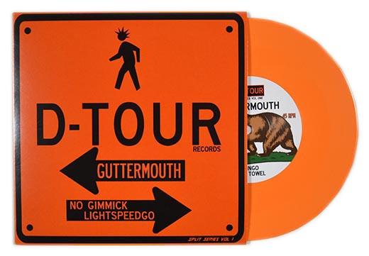 D-Tour Records Split 7