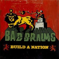 Bad Brains - Build a Nation LP (green vinyl)