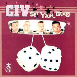 Civ - Set Your Goals LP (green vinyl)
