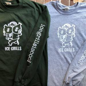 ICE GRILL$ - Money is Cool Long Sleeve