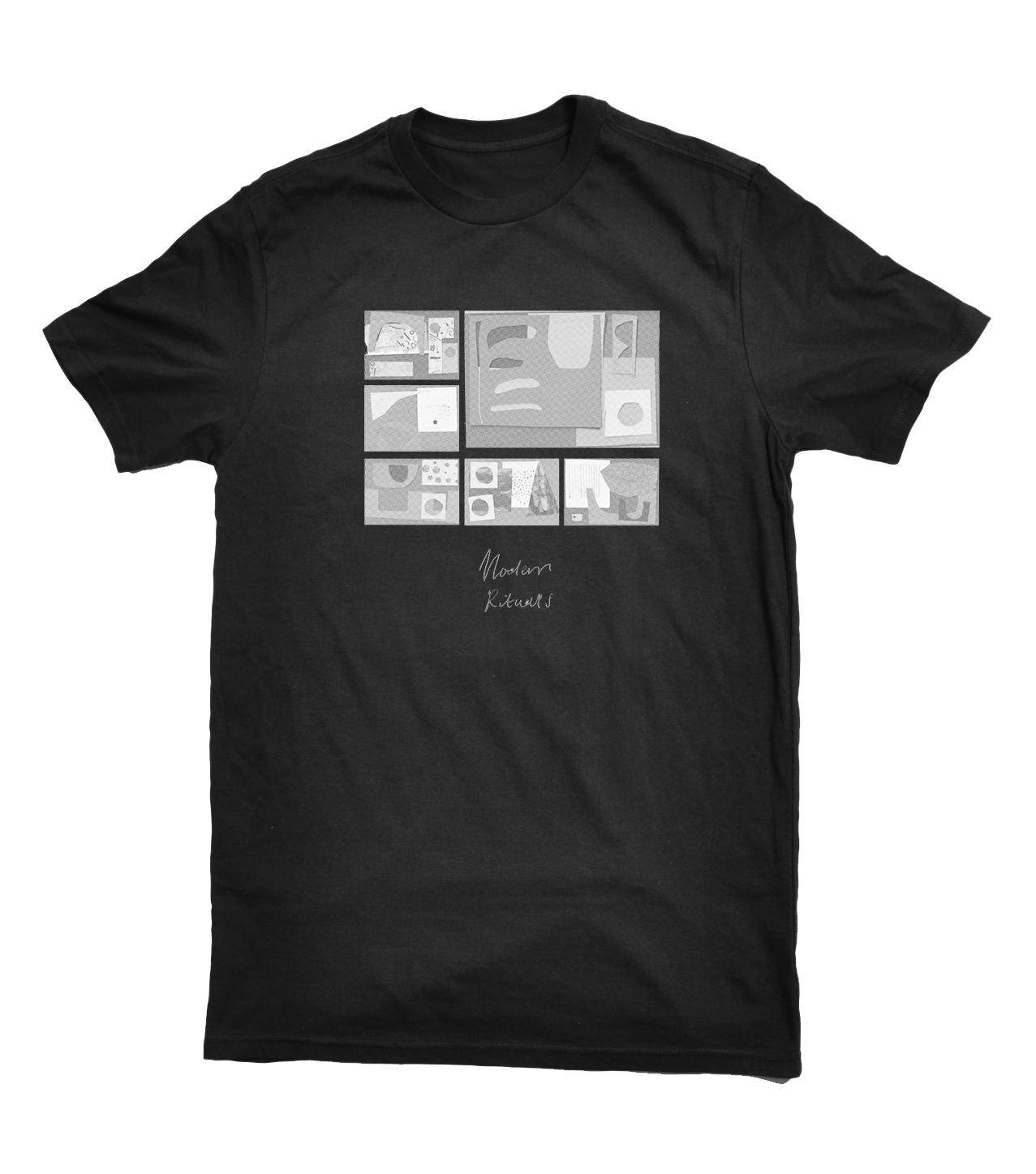 Modern Rituals - 'The Light That Leaks In' shirt