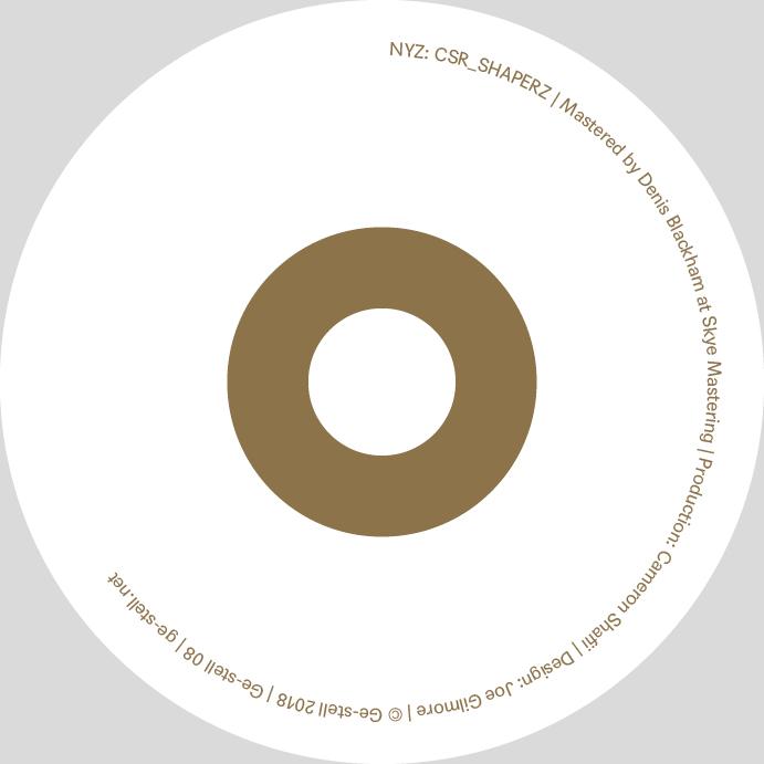 NYZ - CSR SHAPERZ (CD)
