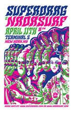 Poster-NY, Terminal 5 SD/NS