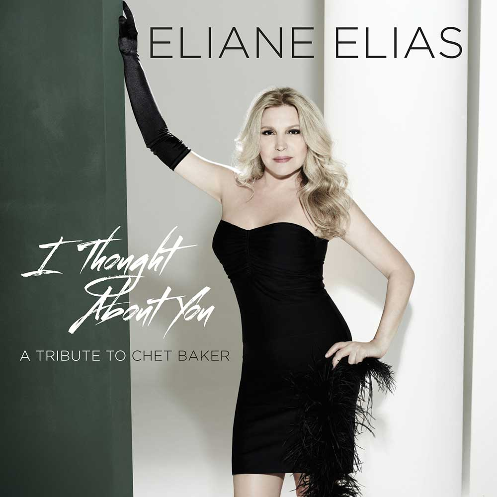 """I Thought About You"" CD"
