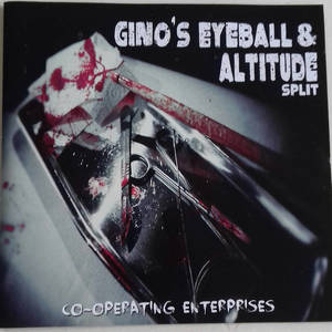 Gino's Eyeball - Split with Altitude