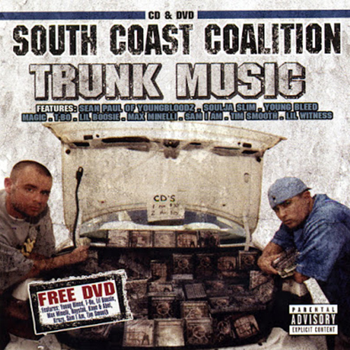 South Coast Coalition - Trunk Music