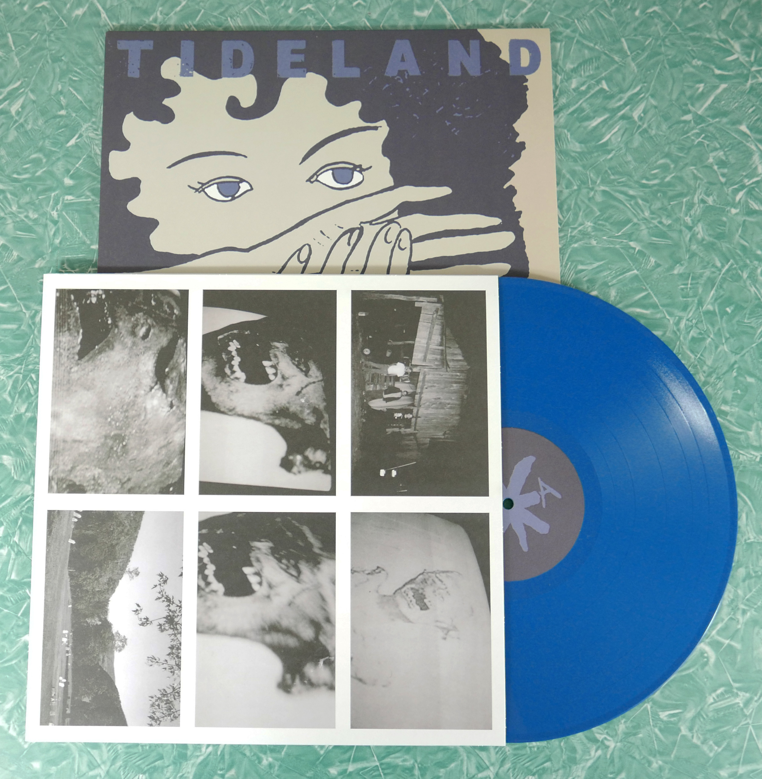Tideland - Asleep In The Graveyard 12
