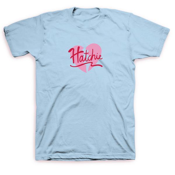 Hatchie - Broken Heart Logo T-Shirt
