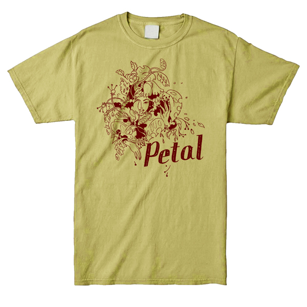 Petal - Bushes Shirt *Markdown*