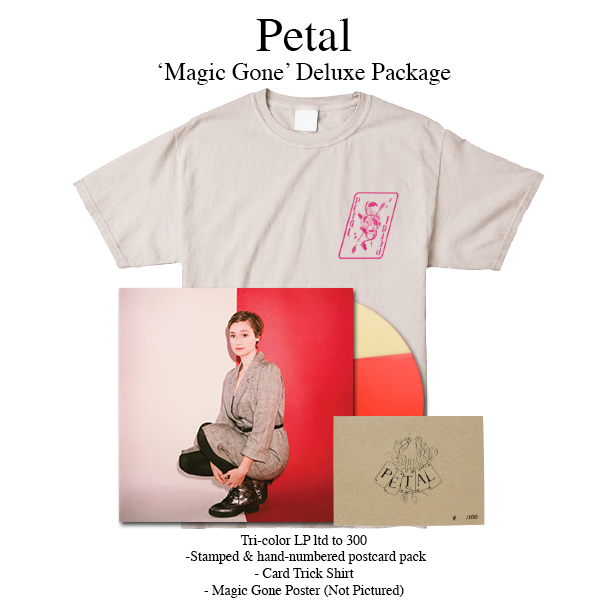 Petal - Magic Gone Deluxe Package