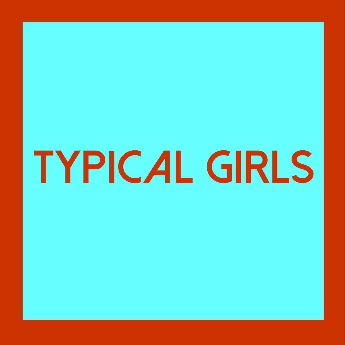 V/A - Typical Girls Vol 4 LP