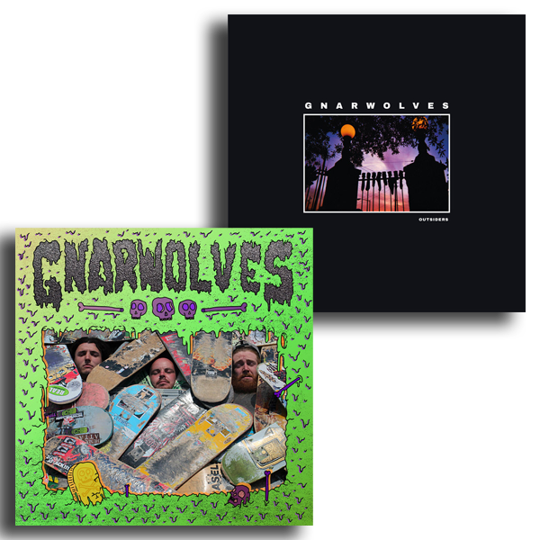 Gnarwolves - Outsiders/Gnarwolves Bundle