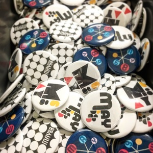 Badges, Buttons, Pins!
