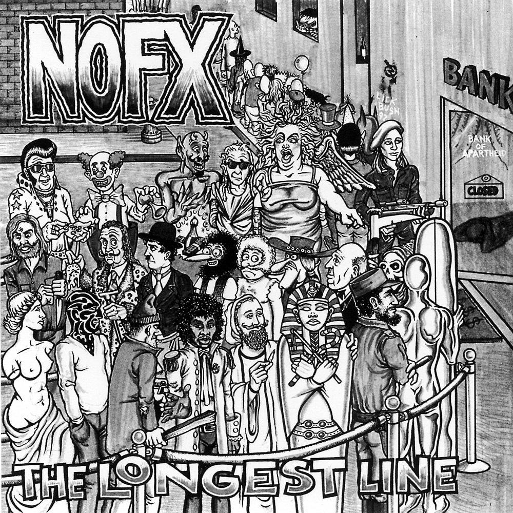 NOFX - The Longest Line EP 12