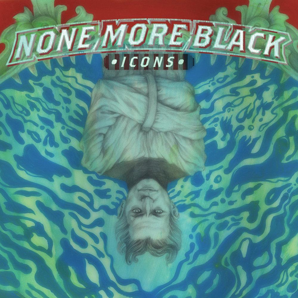 None More Black - Icons LP