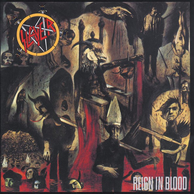 Slayer - Reign In Blood LP