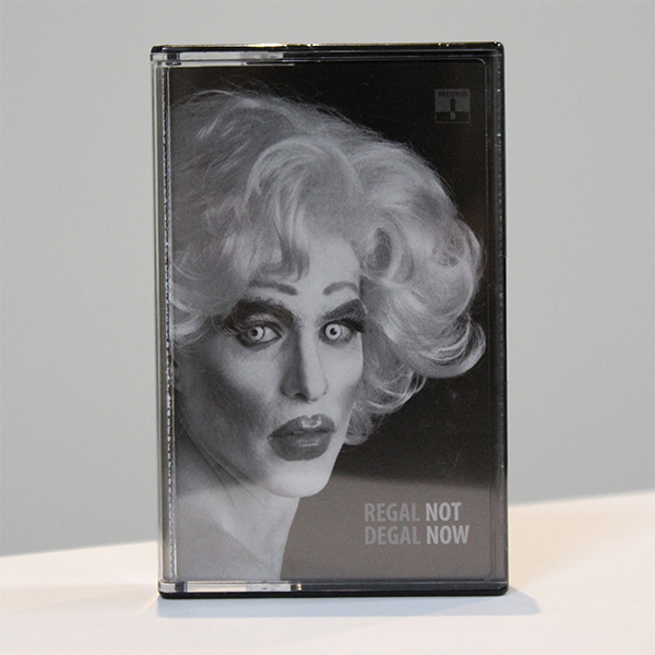 Regal Degal - 'Not Now' Cassette