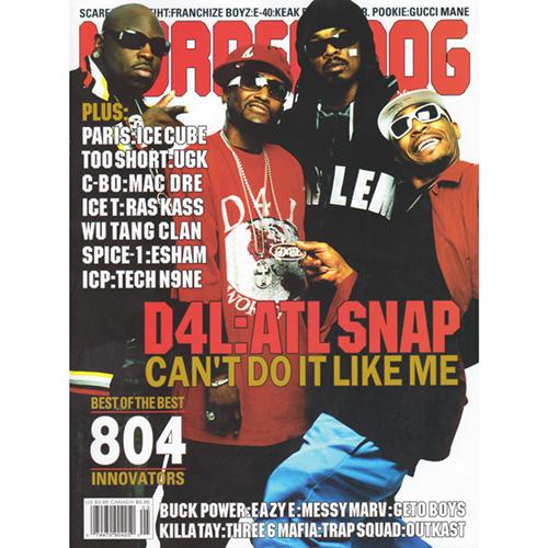 Murder Dog Magazine Volume 13, Number 1 (D4L Cover)