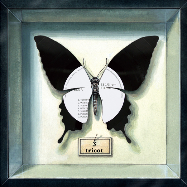 Tricot - 3 LP