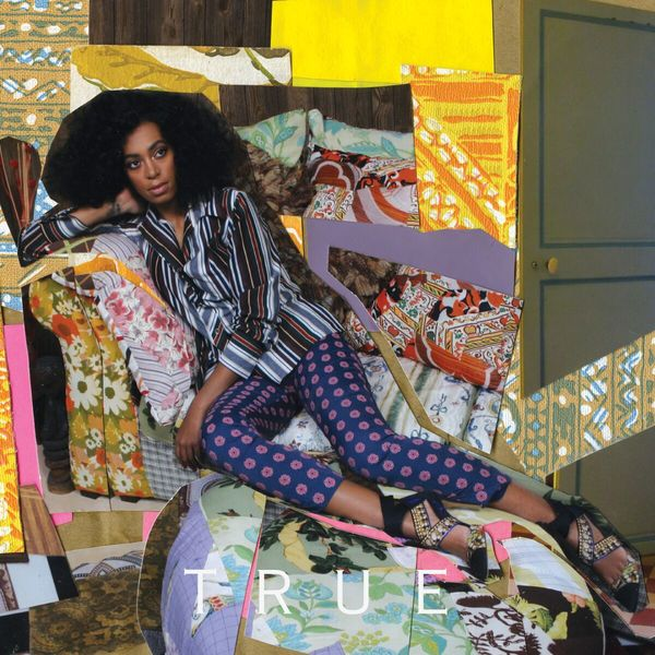 Solange & Blood Orange - True