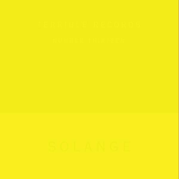 Solange - Losing You (Single)
