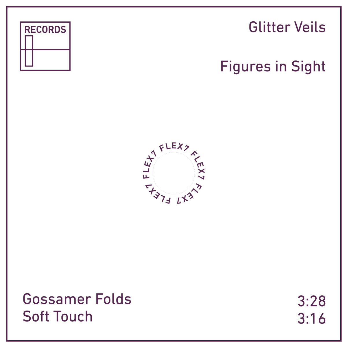 Glitter Veils - Figures In Sight