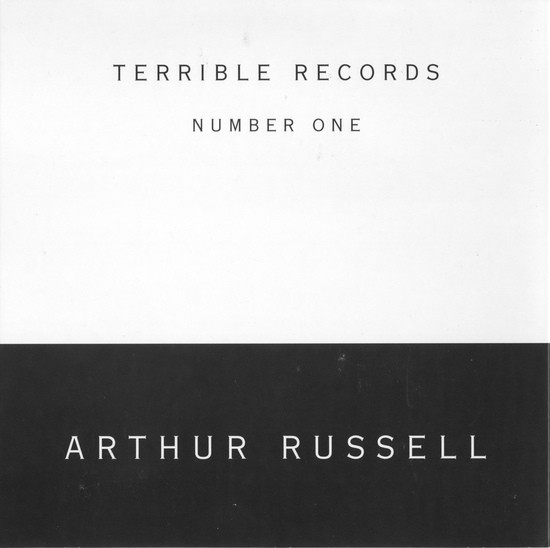 Arthur Russell / CANT - Number One