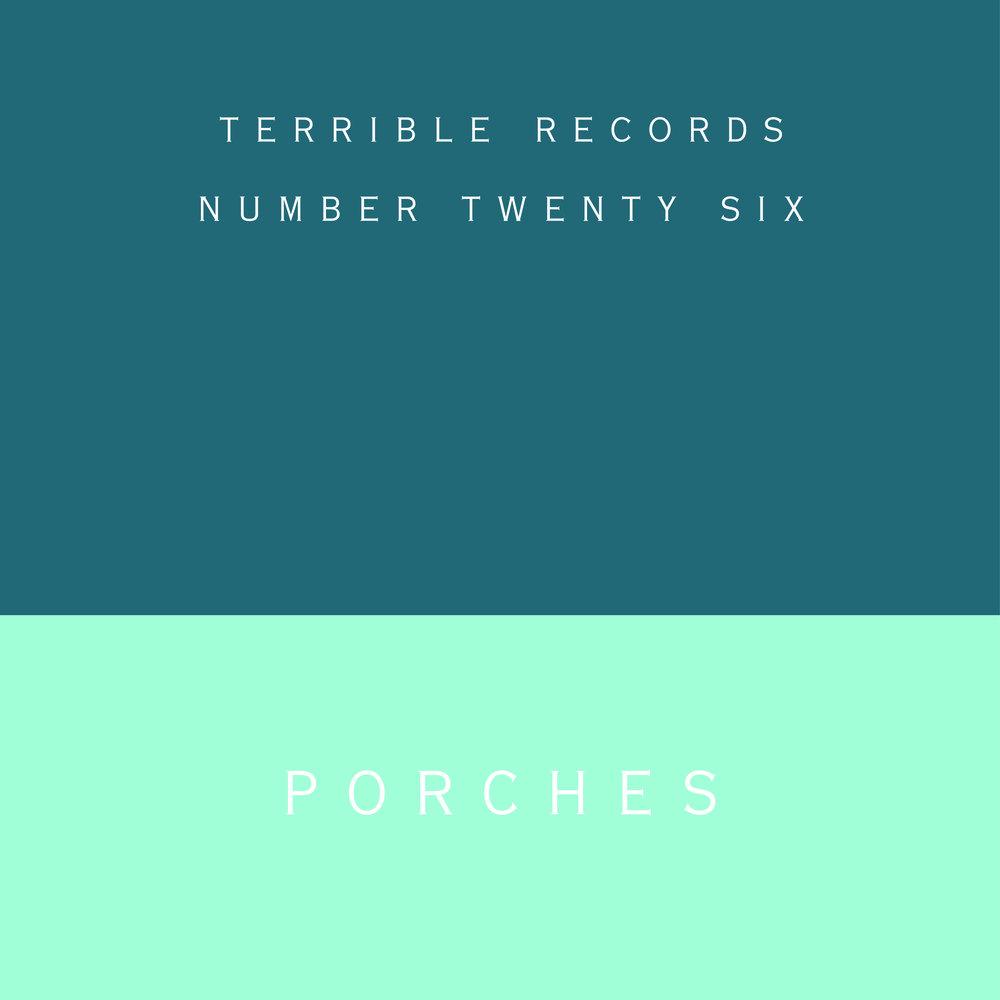 Porches - Ronald Paris House