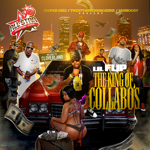 Lil Flip - The King of Collabos