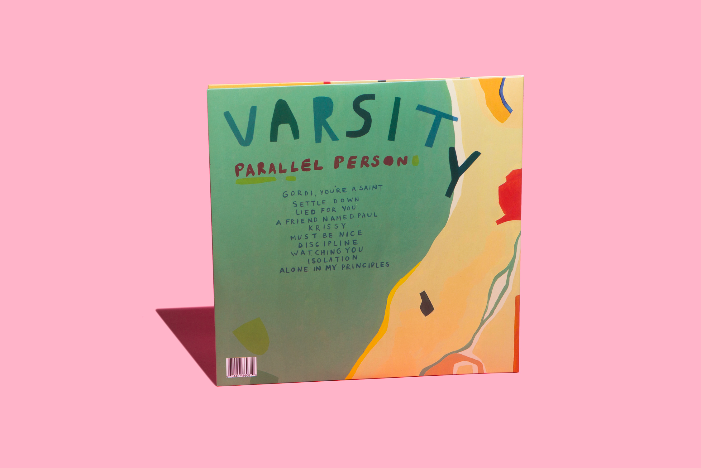 Varsity - Parallel Person