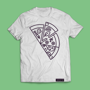 LIF18 T-shirt (Pizza)