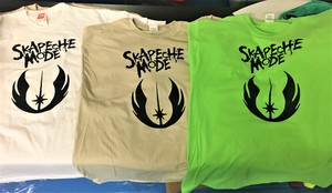 Skapeche Jedi Order Ts - Out Of Print
